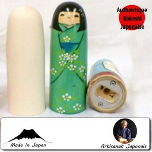 Kokeshi à Customiser Décapsuleur - Bottle Opener Model A Customiser