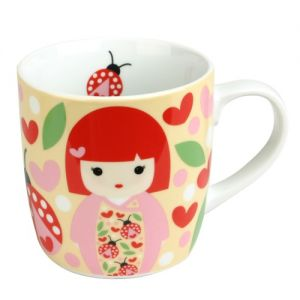 Kimmi Junior Accessoires  Millie - Tasse En Porcelaine Kimmi Junior