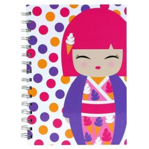 Kimmi Junior  Amber - Carnet A5 Kimmi Junior