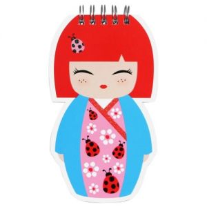 Kimmi Junior Accessoires  Carnet Forme Daisy