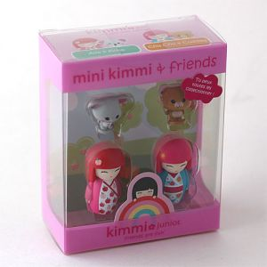 Kimmi Junior Mini Kimmi Ava / Koko Et Chuchu / Cuddles (3cm) - Kimmi Junior