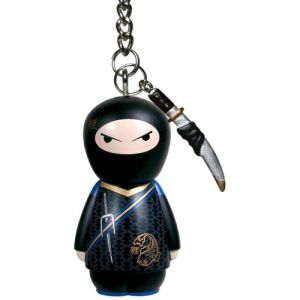 Accessoires Ukido Ninja Takao - Porte-cl�s - Ninja Warrior : L'honorable (4.5 Cm)