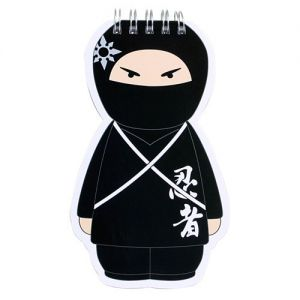Accessoires Ukido Ninja Carnet Forme Masayoshi - Ninja Warrior(14 Cm)