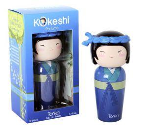 Kokeshi Parfums  Tonka de Kokeshi, le parfum des jeunes Samouraïs !