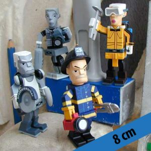 Collections Toyz  Mini Brothers Vol 2 (8cm)