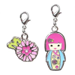 Kimmi Junior  Sophie - Set De 2 Charms Kimmi Junior
