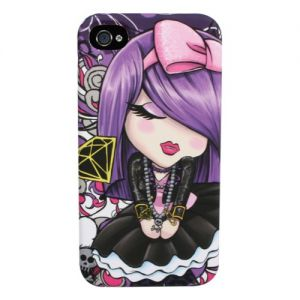 Kimmidoll Love  Eve Elle - Coque Iphone 4 / 4s - Kimmidoll Love