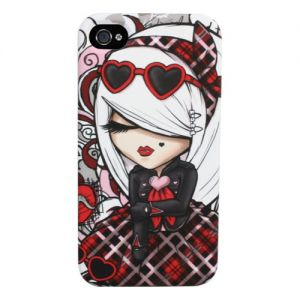 Kimmidoll Love  Sorrow - Coque Iphone 4 / 4s - Kimmidoll Love