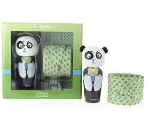 Kokeshi Parfums  Coffret Bambu De Kokeshi Et Un Foulard, Une Ode à L'amitié !