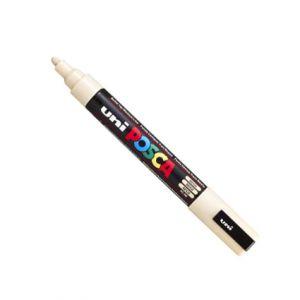 Posca 2,5mm (moyen)  Pc-5m Beige