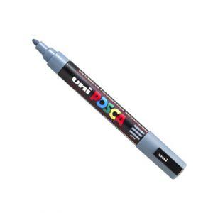 Posca 2,5mm (moyen)  Pc-5m Gris Ardoise