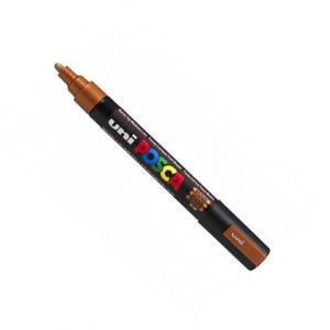 Posca 2,5mm (moyen)  Pc-5m Bronze