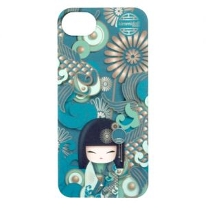 Kimmidoll Accessoires   Yoshiko - Coque Iphone 5 Kimmidoll
