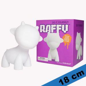 Munny World  Moyen Raffy Blanc (18cm)