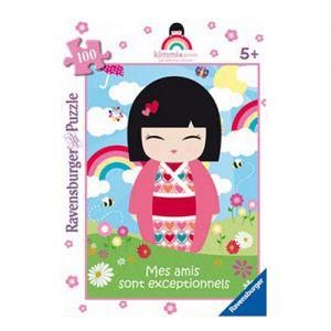 Kimmi Junior  Poppy - Puzzle de 100 Pi�ces - Kimmi Junior
