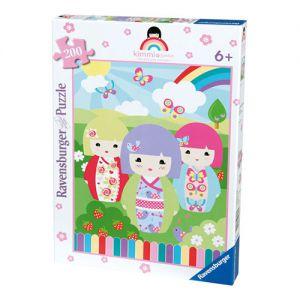 Kimmi Junior  Kimmi Junior - Puzzle de 200 Pi�ces - Kimmi Junior