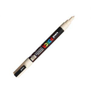 Posca 1mm (extra fin)  Pc-1mc Beige