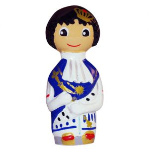 Figurines Mini Tiniz Louis, Le Roi Soleil - Mini Tiniz