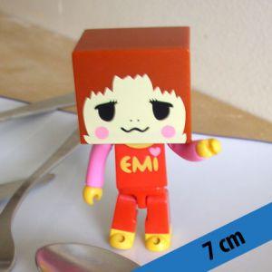 Collections Toyz  Emi To-fu (7cm)