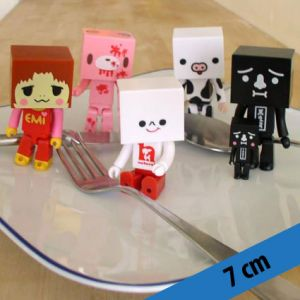 Collections Toyz  To-fu Mix Set (7cm)