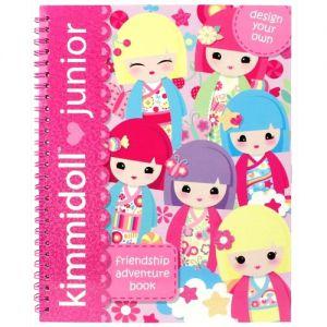 Kimmi Junior  Album Amiti� et Aventures en Dessinant - Kimmi Junior