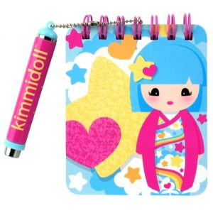 Kimmi Junior  Skye - Carnet avec Stylo Kimmi Junior