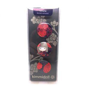 Kimmidoll Accessoires   Tomona - Set de 3 Badges - Kimmidoll