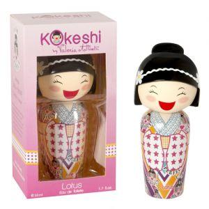 Kokeshi Parfums  Lotus De Kokeshi, Par Valeria Attinelli