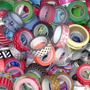 Masking Tape unis  Masking Tape Surprise !