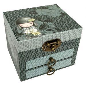 Kimmidoll Accessoires   Tsuki - Coffret � Bijoux Kimmidoll