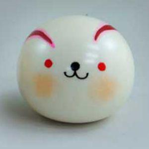 Kokeshi Animaux Yurakoro (S) Usagi - Lapin (5cm)