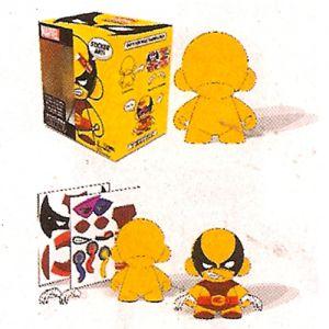 Munny World Mini Munny Marvel - Wolverine Classic (11cm)