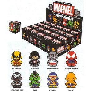 Munny World  Micro Munny Marvel 02 - Blind Box (6.5cm)