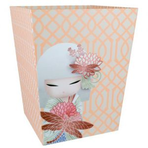 Kimmidoll Accessoires   Kazumi - Corbeille � Papier - Kimmidoll