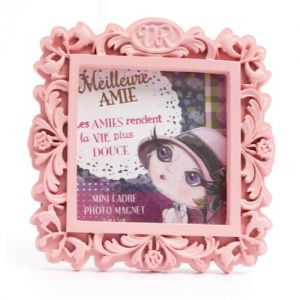 Cadre Verity Rose  Mini Cadre Magnet - Meilleure Amie - Verity Rose
