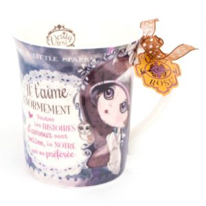 Tasse Verity Rose  Tasse - Je t'aime - Verity Rose