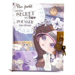 Carnet Verity Rose  Journal Intime - Un Petit Secret - Verity Rose