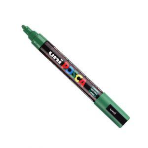 Posca 2,5mm (moyen)  Pc-5m Vert Foncé