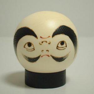 Kokeshi Ovales  Gimen Middle (11cm)