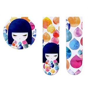 Kimmidoll Accessoires   Mihoko - Marque Pages Magnet - Kimmidoll