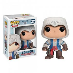Jeux Vidéo  Connor - Assassin's Creed 3 (10cm) - Funko POP!