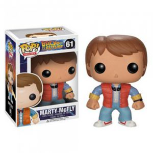 Films Marty McFly (10cm) - Funko POP!