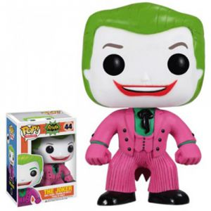 Dessins animés  Joker 1966 - DC Comics (10cm) - Funko POP!
