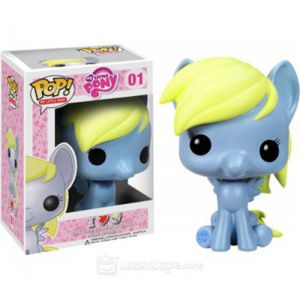 Dessins animés  Depry - My Little Pony (10cm) - Funko POP!