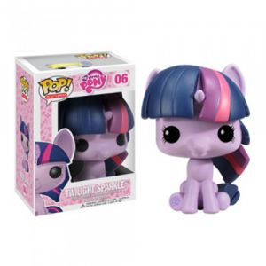 Dessins animés  Twilight Sparkle - My Little Pony (10cm) - Funko POP!