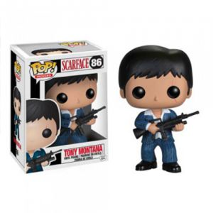 Films  Tony Montana - Scarface (10cm) - Funko POP!