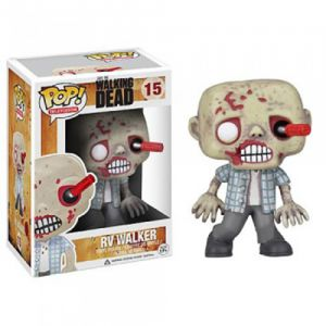 Series TV  RV Walker Zombie - The Walking Dead (10cm) - Funko POP!