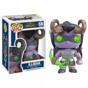 Jeux Vidéo  Illidan - World Of Warcraft (10cm) - Funko POP!