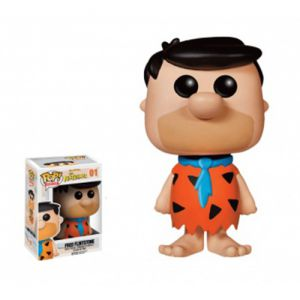 Dessins animés  Fred Flinstone - Flinstones (10cm) - Funko POP!