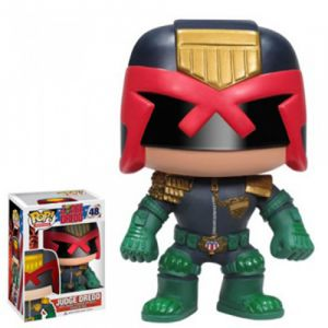 Films  Judge Dredd (10cm) - Funko POP!